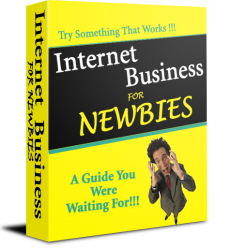 Internet Newbie