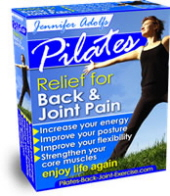 pilates joint and back pain