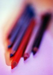 coloured eyeliner pencils