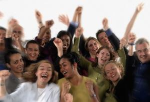 happy MLM people