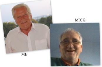 Me and Mick