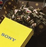 SONY CHOCOLATE GIFTS